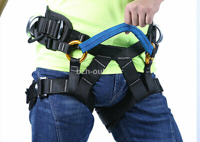 High Strength Polyester Ribbon Fall Protection Half Body Safety Harness