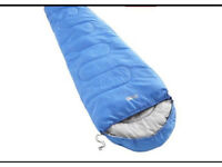 Highlander 250 GSM Single mummy sleeping bag