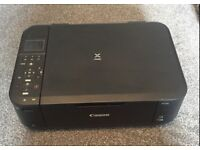 Canon wireless MG4250 printer, scanner, copier and fax