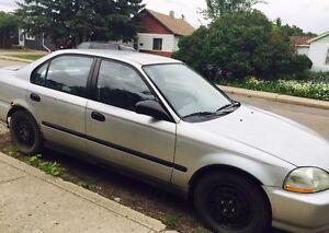 For sale! Honda Civic 4 door 1998