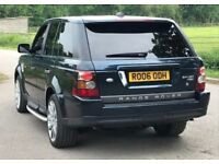 2006 Land Rover Range Rover Sport 2,7 litre diesel 5dr automatic