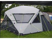 Sunncamp prism 8 Beth tent