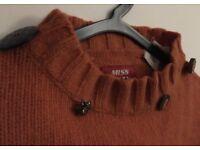 Miss Sixty wool jumper XS