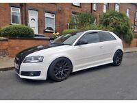 Audi a3 300bhp rmp verry fast car