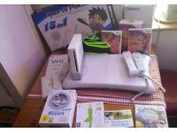 Nintendo console & games