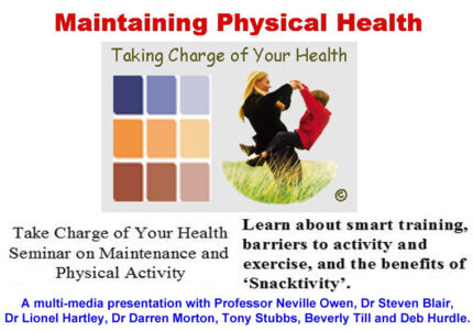 Take Charge of Your Health - Free Seminar Nerang Gold Coast West Preview