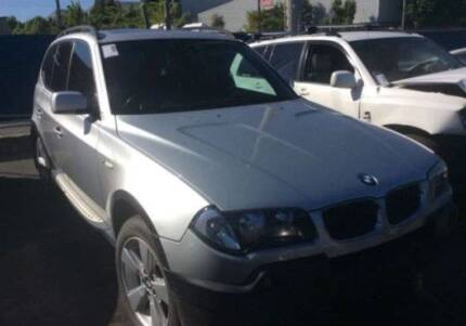 *****2006 BMW X3 E83 SILVER WRECKING PARTS - B21358 Villawood Bankstown Area Preview