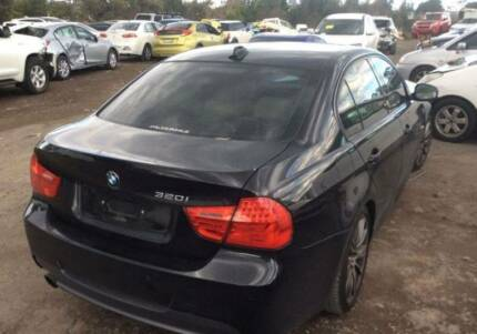 ASV******2011 BMW 320i E90 LCI BLACK WRECKING PARTS - B21957 Villawood Bankstown Area Preview