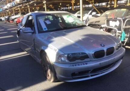 ASV******2003 BMW 328Ci E46 COUPE SILVER WRECKING PARTS - B21703 Villawood Bankstown Area Preview