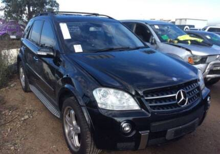 *****2012 MERCEDES ML63 AMG W164 BLACK WRECKING PARTS - M22106 Villawood Bankstown Area Preview