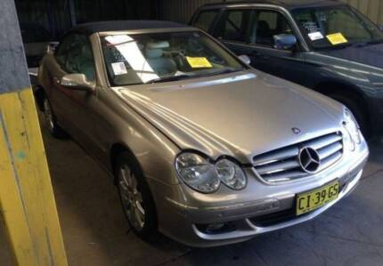 *****2009 MERCEDES CLK240 W209 GOLD WRECKING PARTS - M21193 Villawood Bankstown Area Preview