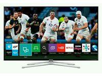 "Samsung 48"" LED smart 3D wi-fi tv builtin USB media player HD freeview fullhd 1080p"