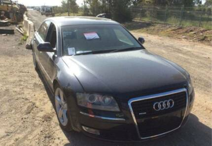 *****2010 AUDI A8 L 4E BLACK 3.0DT WRECKING PARTS - AU22277 Villawood Bankstown Area Preview