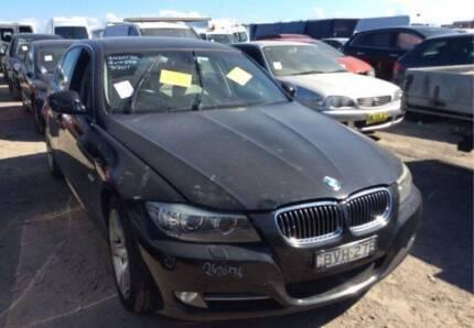 *****2011 BMW 320i E90 LCI BLACK WRECKING PARTS - B21899 Villawood Bankstown Area Preview