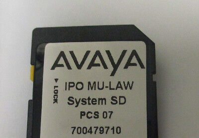 Avaya Ip 500 V2 Sd 700479710 R9.0 Essentials Edition 104 Ip Endpoint 30 Sip 719
