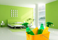 LAST MINUET CLEANING SERVICES WORRY FREE- TOXIC FREE