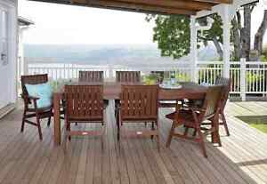 New 8 seats Dining Table & Outdoor Set Cannington Canning Area Preview