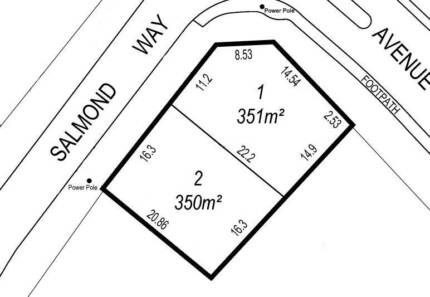 Invest OR Nest! 2 BLOCKS ONLY! Rossmoyne High School Zone Land Bull Creek Melville Area Preview