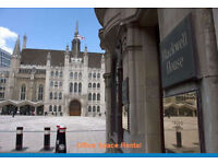 Co-Working * Guildhall Yard - City - EC2V * Shared Offices WorkSpace - City Of London
