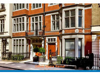 Co-Working * Brook Street - Mayfair - W1K * Shared Offices WorkSpace - West End - Central London