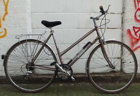 Vintage racing ladies bike FALCON frame 20inch REYNOLDS 501 - serviced ready to go - Welcome