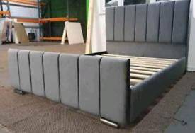 Brand new florida panel bed frame
