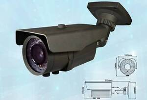 $990 for 4 FHD CCTV installed by an engineer Pascoe Vale South Moreland Area Preview