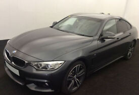BMW 430 M Sport FROM £124 PER WEEK!