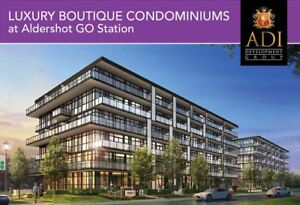 The West Condos For Sale in Burlington, Only 5% Down - Last Call