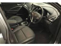 HYUNDAI SANTA FE 2.2 CRDI PREMIUM SE 7 SEAT 4WD SE FROM £98 PER WEEK!