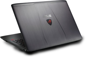 ASUS ROG 552VW i7 6700/GeForce GTX960/16G RAM DDR4/1To Mémoire