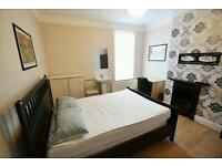 Spacious double room in friendly shared house near city center/university bills incl