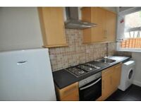 Bright Ground Floor. Separate Kitchen. Short Walk to the Station & High Street. Double Glazed.