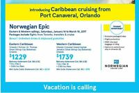 Caribbean Cruising Package
