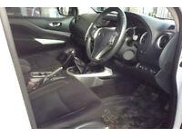 NISSAN NAVARA 2.5 DCI 4WD TEKNA CrewCab Pick-up OUTLAW VISA FROM £77 PER WEEK!