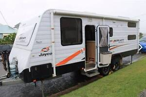 2014 Jayco Starcraft Outback Family Bunk Van Merewether Newcastle Area Preview