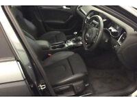 Grey AUDI A4 SPORTBACK 1.8 2.0 TDI Diesel BLACK EDITION FROM £67 PER WEEK!