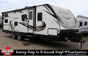 2019 KEYSTONE PASSPORT GRAND TOURING 2670BH