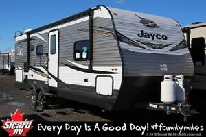 2019 JAYCO JAY FLIGHT 24RBS