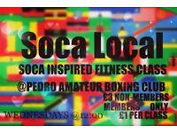 Soca Dance Fitness