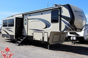 2019 KEYSTONE MONTANA HIGH COUNTRY 364BH