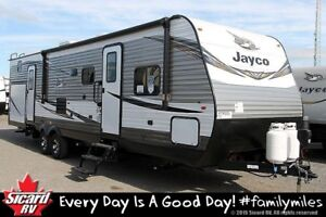 2019 JAYCO JAY FLIGHT 32BHDS