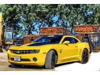 American Self Drive Car Hire Rental Chevrolet Camaro Dodge Challenger Ford Mustang (No Deposit)