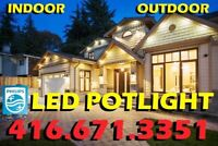 1# PHILIPS® HIGH-TECH QUALITY LED POTLIGHT INSTALLED $50