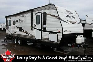 2019 JAYCO JAY FLIGHT SLX 8 265RLS