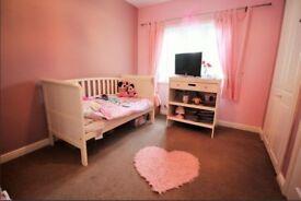 Nursery Furniture Set (White)