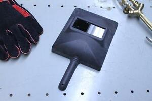 FIXED SHADE WELDING MASK - OBSERVER/BACKUP