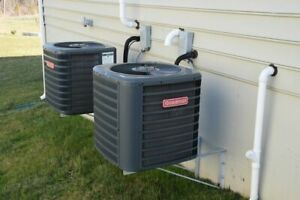 FURNACES - AIR CONDITIONERS - WATER HEATER - BOILERS