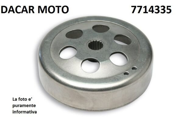 7714335 MAXI CLUTCH BELL inner 120 mm MBK X OVER 125 ie 4T MALOSSI