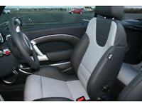 Mini seat - rare, made by Recaro for top of range JCW model